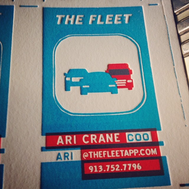 Fleet Cards Process
